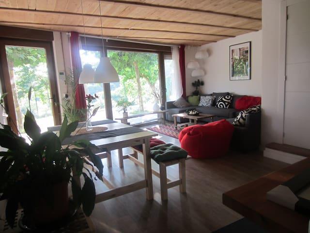 Relax+ocio. Entre Bilbao y la playa - Bilbau - Apartamento