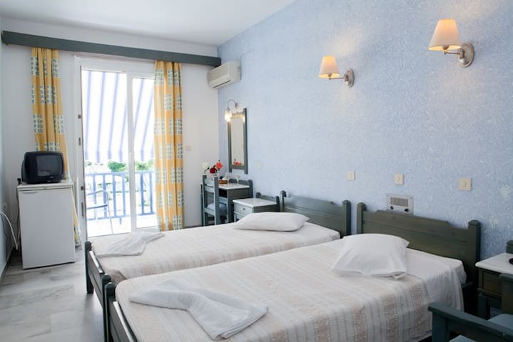 Standard Double Room 1 (Polos Hotel)