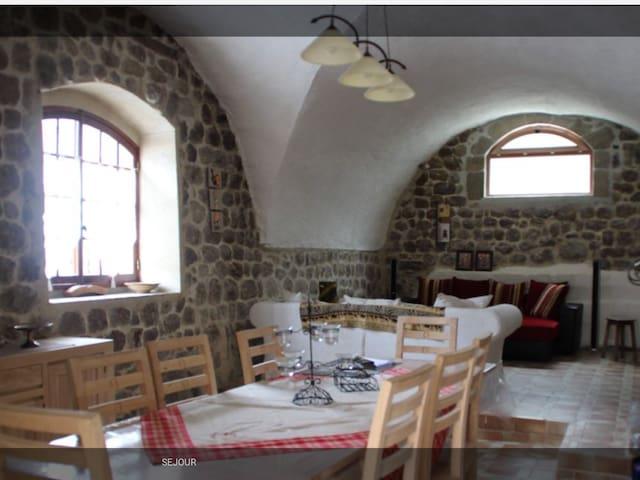 Maison d'Ardèche - Vals-les-Bains - Casa