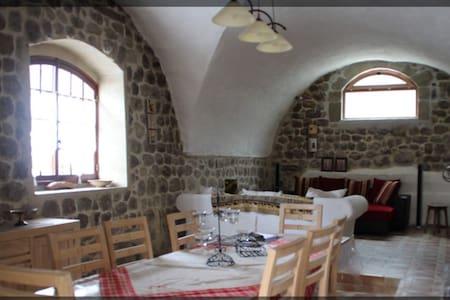 Maison d'Ardèche - Vals-les-Bains - Huis