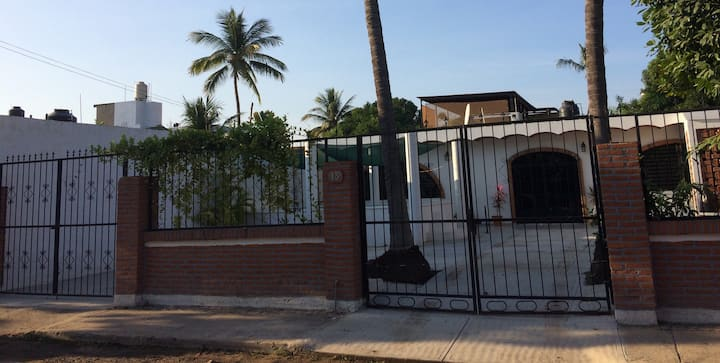Casa de La Peñita