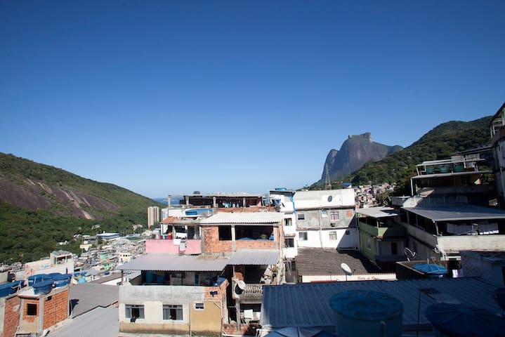 Private Rocinha Homestay - Motogirl Home
