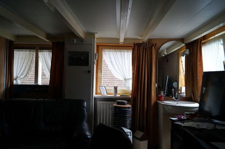 Eenpersoonskamer in het centrum - Hardinxveld-Giessendam - House