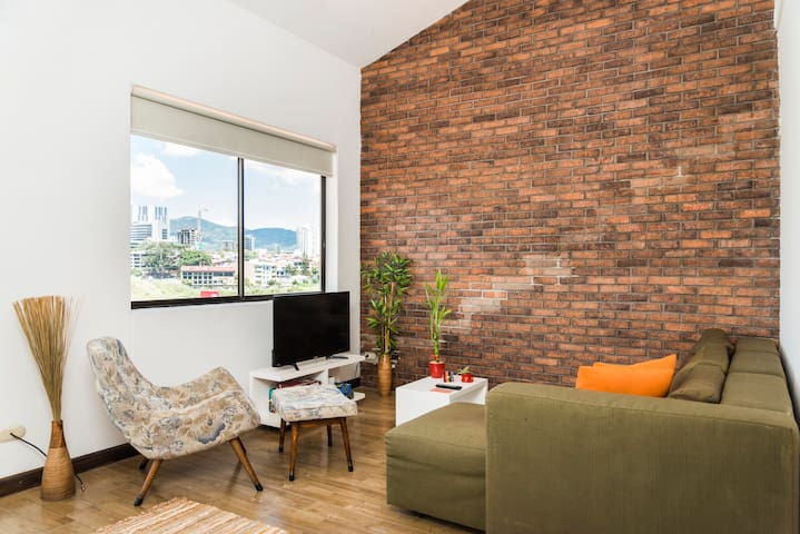 Strategic Located Apt  in San José - La Uruca - Appartement
