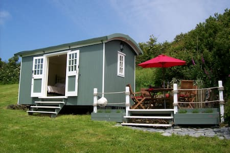 Shepherds Hut Gwithian St Ives Bay - Driftwood - Gwithian - Skur