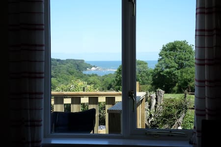 Cottage with panoramic sea views - Pentraeth - 一軒家
