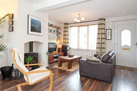 Luxury Townhouse (sleeps 2, Wi-Fi) - Terenure - House