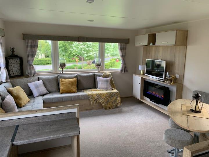 New Luxury Caravan - Seton Sands Holiday Village