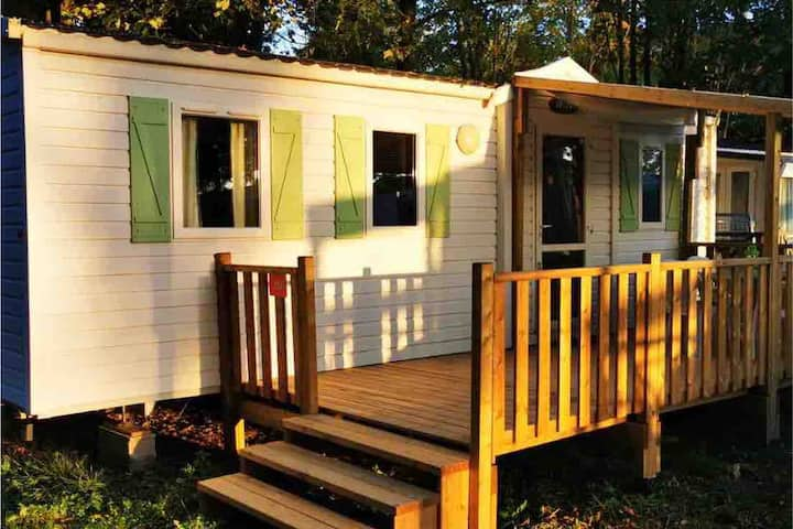 "Smart Home ""Sun"" mit Terrasse | EUROPA Park 15min"