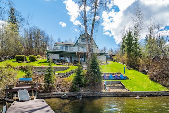 Beautiful Lakefront Home