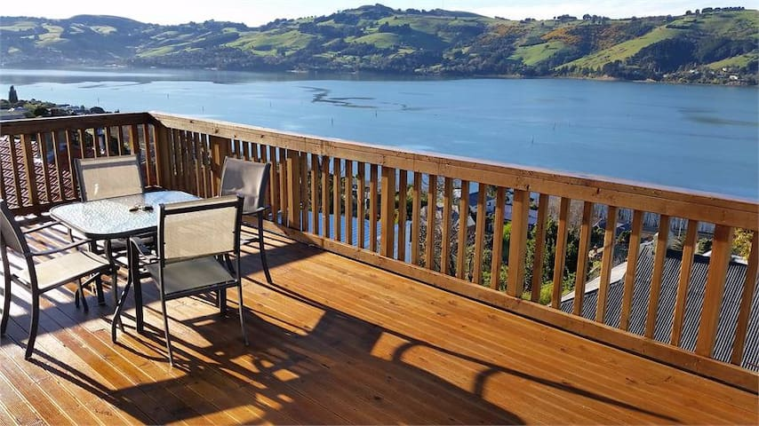 Best Water Views Closest to the City - Dunedin - Rumah