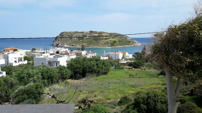 Mohlos house with Seaview - Mochlos - Casa