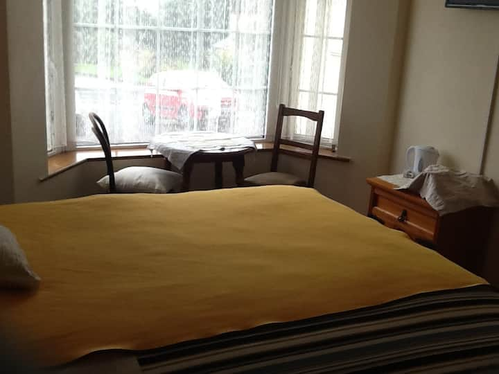Higgins Bed and Breakfast front