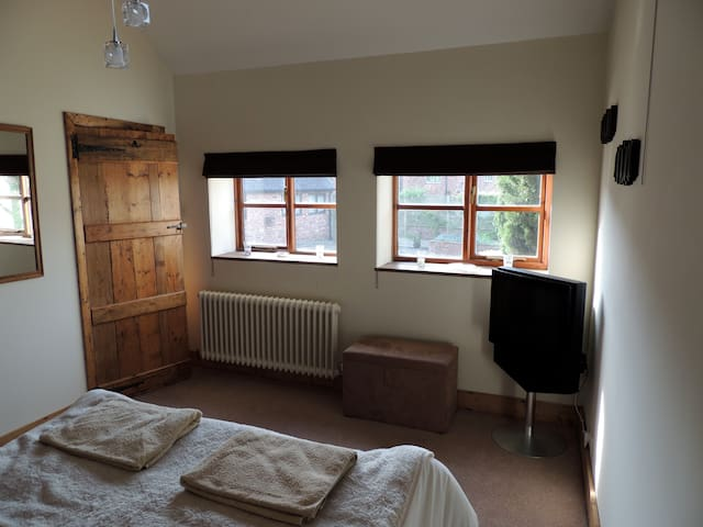 Barn conversion in rural location with ensuite - 什魯斯伯里(Shrewsbury) - 獨棟