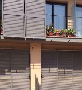 Encantador apartamento con jardín - Agramunt