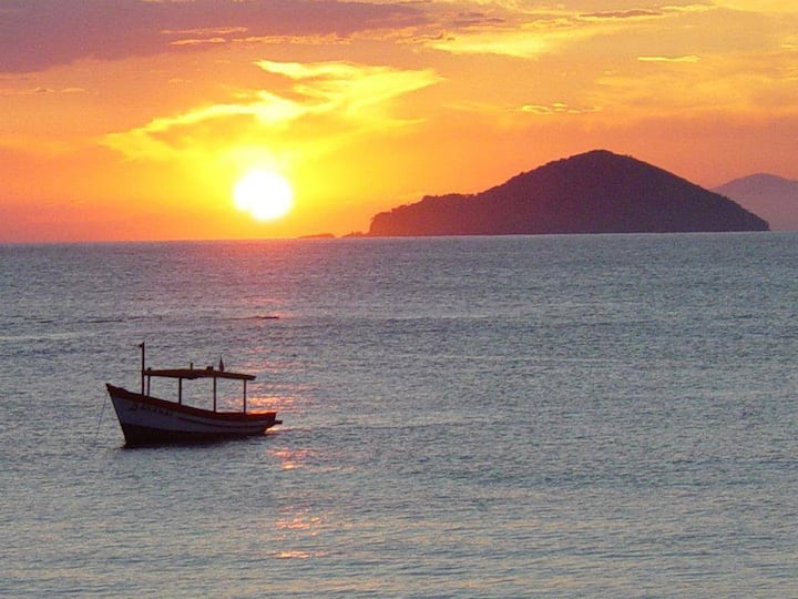 Ecoturismo em Ilha Paradisiaca - Camping!