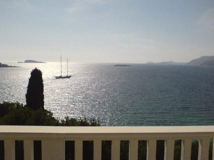 Cavtat Villa. Spectacular Sea View!