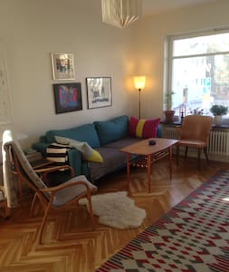Nice apartment close to the city and nature! - Stockholm - Wohnung