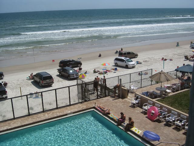Ocean Front Paradise - Daytona Beach Shores - Appartement
