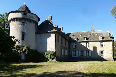 chateau de Caillac - Vezac - Slott