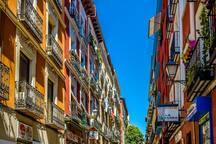 El Barrio de Lavapiés