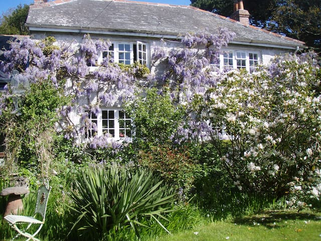 Rosemerryn, Edwardian Artist house. - Saint Buryan - Hus