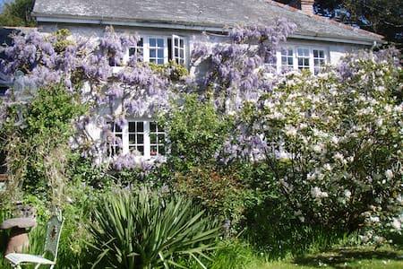 Rosemerryn, Edwardian Artist house. - Saint Buryan
