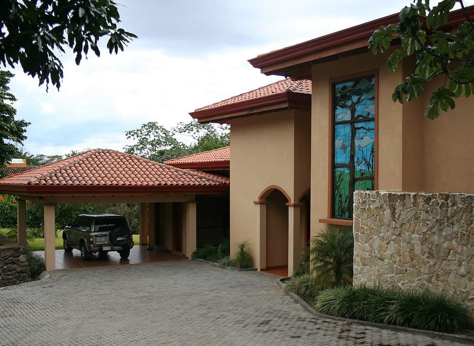 Costa rica vacation home naranjo near san jose houses for Costa rica house rental with chef