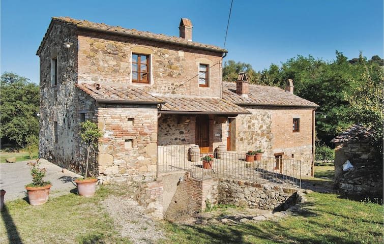 Holiday cottage with 3 bedrooms on 220m² in Montepulciano SI