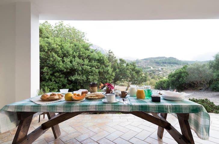 RELAX  NELLA VALLE TRA MARE E MONTI - Dorgali - Bed & Breakfast