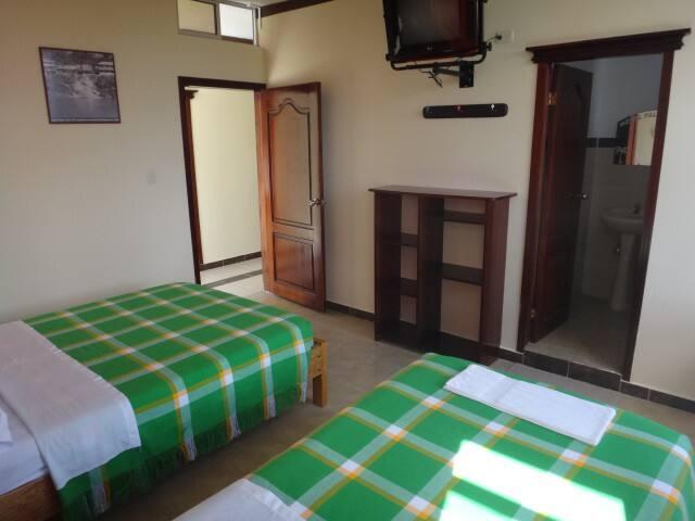 Habitación para dos personas - Archidona - Bed & Breakfast
