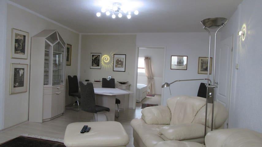 Apartment am Kugelbrunnen (61 m²)