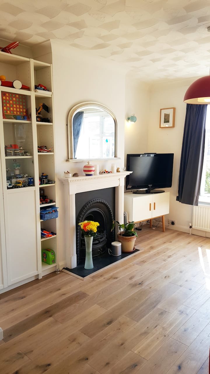 Lovely 3 Bedroom family house with and garden