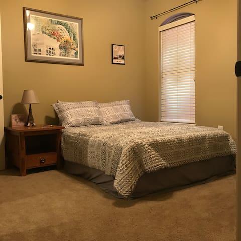 Private Bedroom in Quiet Neighborhood