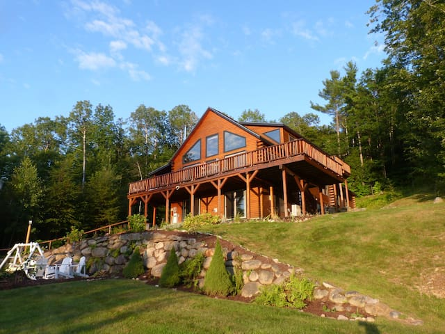 Mountaintop Lodge - Campton - Haus