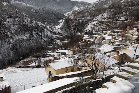 Paisible maison dans les Pyrénées - Fontpédrouse - Hus