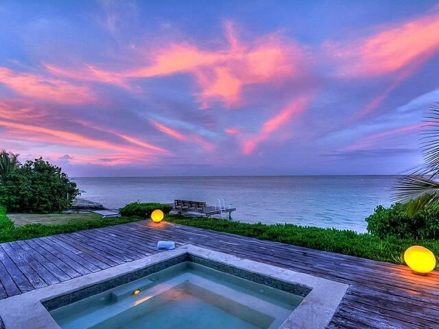 Villa Marina2 w/ awesome Infinity Pool & Amenities - Higuey - Villa