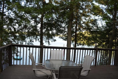 Kelly Lake Rental Cottage Cabin