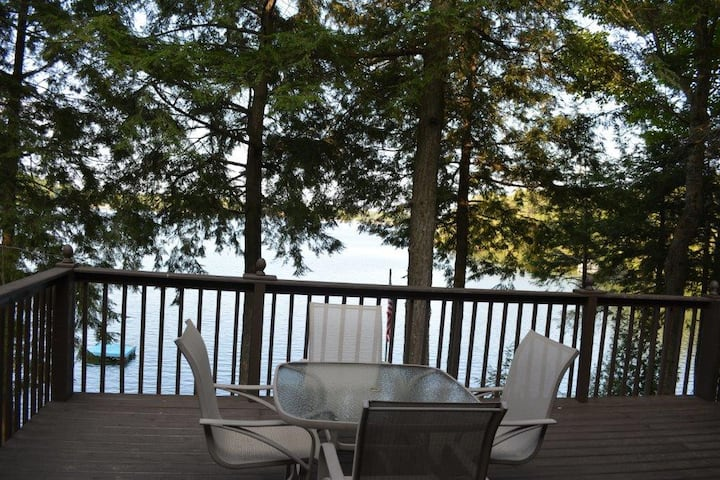 Kelly Lake Rental Cottage Cabin