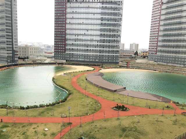 Bahçeşehir Akbatı Lux2+1 Residence (Lake Panorama)