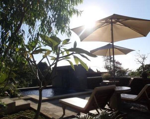 Om Shanti Faery Garden Cottage