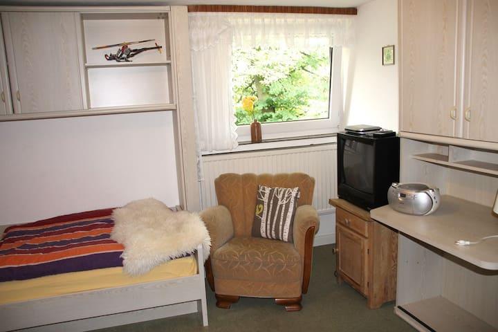 Einzelzimmer in WG am Kanal, Sehnde