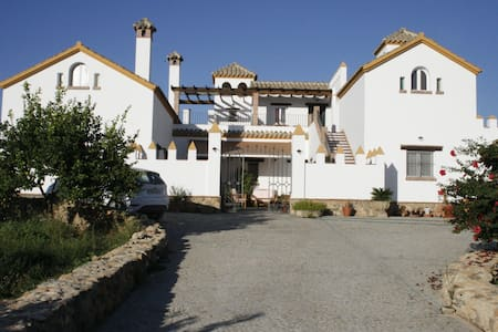 Andalucian Cortijo with views (country house) - Arcos de la Frontera