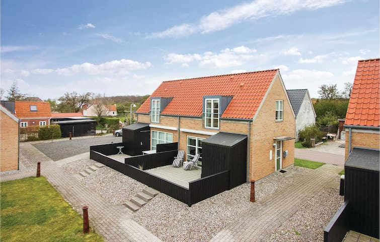 Terraced house with 2 bedrooms on 78m² in Tranekær