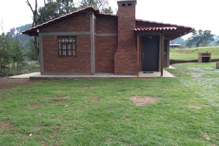 Hermosa cabaña para relajación en Zacatlan