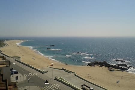 Spacious apartment with ocean view  - Vila do Conde