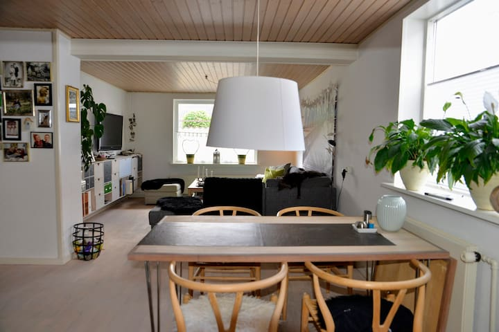 Dejligt byhus i Svendborg