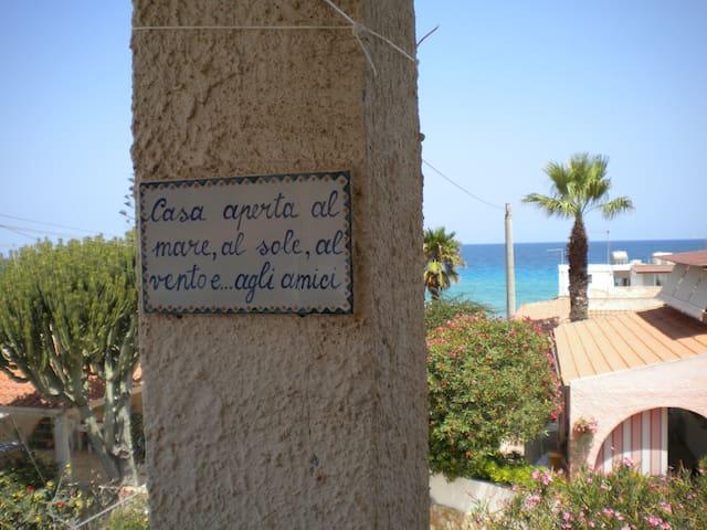 Casa sulla Spiaggia di Sanlorenzo - Reitani - Appartement