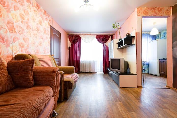 Двухкомнатная квартира в центре - Voronez - Apartamento