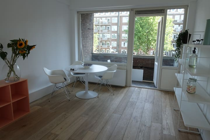 Lovely renovated appartment in centre Rotterdam